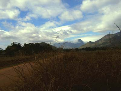 Travelling from Phalombe to Mulanje